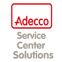 Logo von Adecco Service Center Solutions GmbH